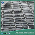 Flat Top Wire Mesh With Slotted Openings