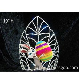 Wholesale Custme Pageant Crown For Easter ​