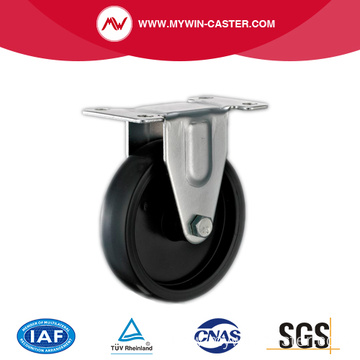 Rigid Plate Light Duty Caster