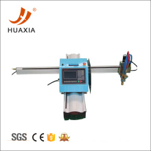 Low Cost for Thick Plate Cutting Machine Portable flame cutting machine added plasma cutting export to Ghana Manufacturer