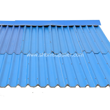 MGO Fiber Glass Mesh Reinforced Roof Sheets