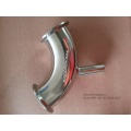Sanitary Stainless Steel Special Clamped Bend 304/316L