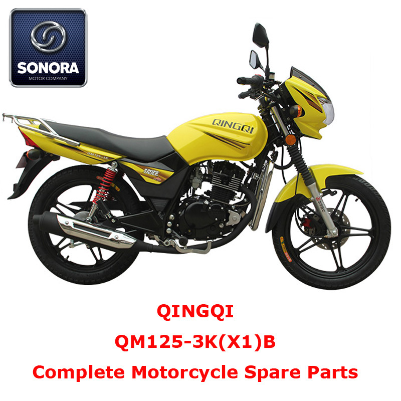 Qingqi QM125-3K(X1)B part