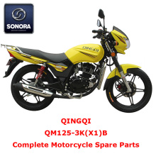 Qingqi QM125-3K(X1)B Motorcycle Complete Spare Part