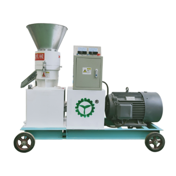 Animal Feed Pellet Processing Machine For Farm
