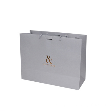 Luxury Shopping Art Paper Bags For Clothing