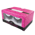 Fashion Design Custom False Eyelashes Paper Box