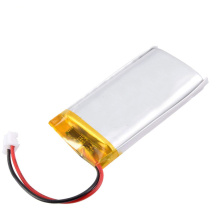 112850 3.7v 1700mah rechargeable lipo battery