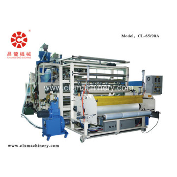 New Automatic Wrapping Film Making Machine