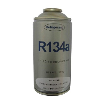 High Purity Cooling Refrigerant Gas R134A for Air Conditioner