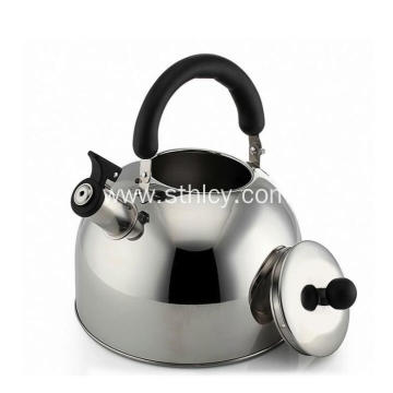 Mirror Polished Stainless Steel Water Kettle