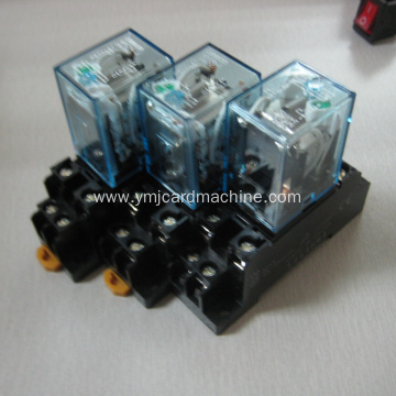 Smart Card Machine Parts Electric Relay