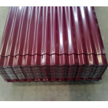 Insulated PPGI steel sheet