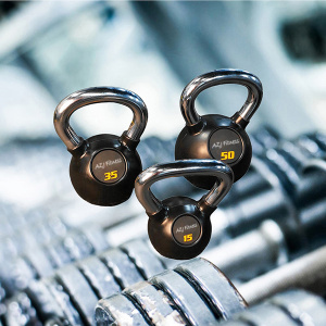 Customized Cast Steel Fitness Kettlebell