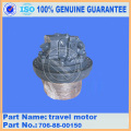 Komatsu travel motor ass'y 708-8F-00211 for PC200-7