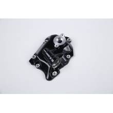 Quality for Aluminum Die Casting Aluminum die casting of Motorcycle Engine Gearbox Cover export to Lao People's Democratic Republic Supplier