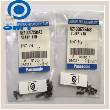 China Manufacturer for for Panasonic Cm402 Machine Nozzle N210007284AB CLAMP ARM FOR PANASONIC SMT CM602 HOLDER supply to United States Exporter