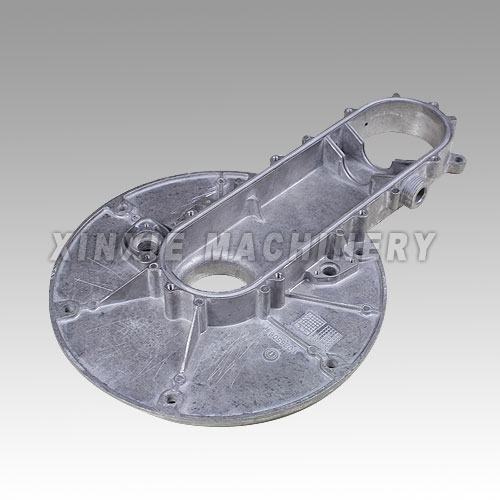 Aluminum Die Casting of Cylinder Housing