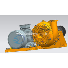SMG150-E Centrifugal Gravel Pump