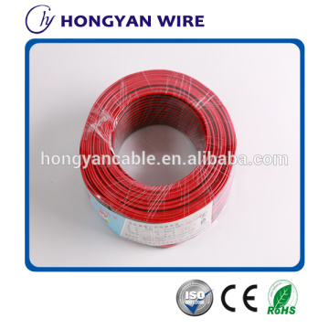 multi core flexible electricity cable wire