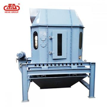fish feed cooler feed pellet cooler animal feed pellet cooler