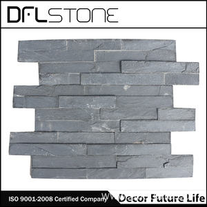 cheap natural stone cladding for inside wall 10×36cm