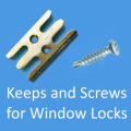 Locks Hardwares For uPVC Doors Windows