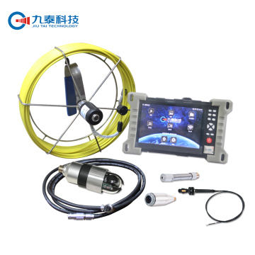 Multifunctional Pipe Detector Camera Detecting System
