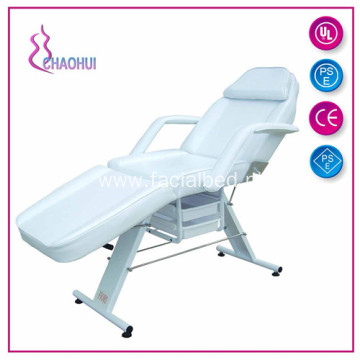 Metal Base Facial Chair With Drawer For Sale