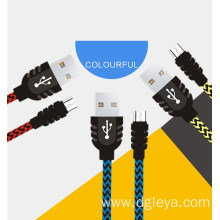 Micro USB Cable Transfer of android