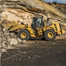 Cat 972L 7 ton medium wheel loader