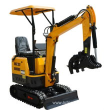 Hot sale best quality mini excavator