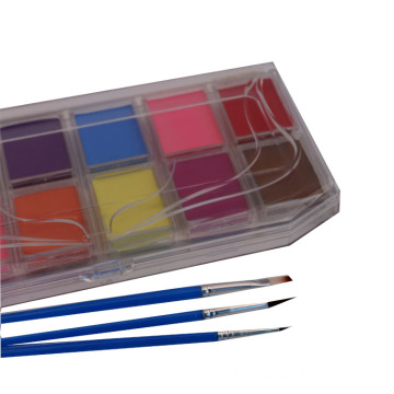 Non toxic party 12 colors face painting