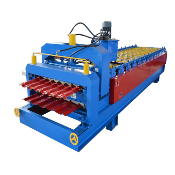 Double Layer Roll Forming Machines For Metal Roof