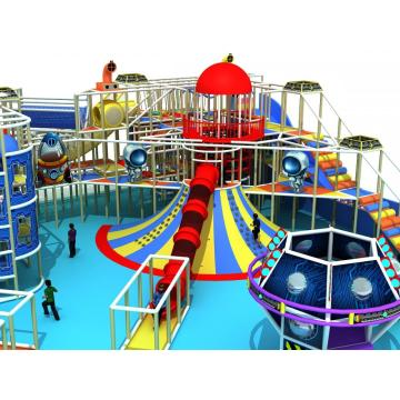 Imagine World Amusement Indoor Play Space For Sale