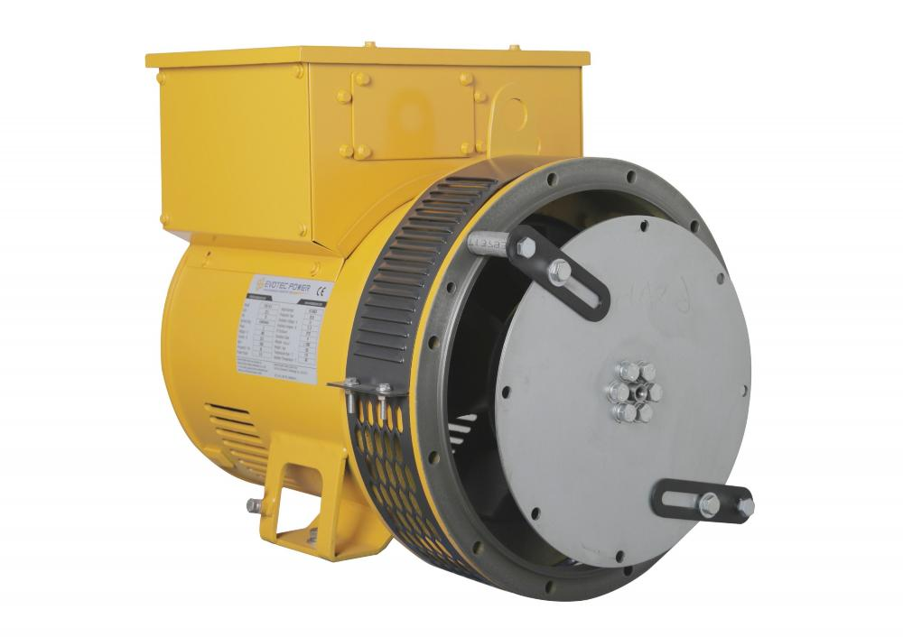 Evotec Low Voltage Electric Power Generators