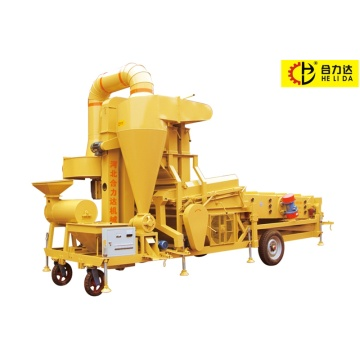 Grain Maize Cleaning Machine Chickpea Bean Maize Seed Cleaner