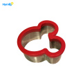 Stainless Steel Mickey Mouse Sandwiches Cookie Cutter