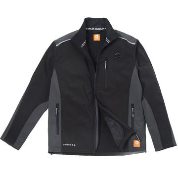 Ultra-light and stretchable Softshell Jacket