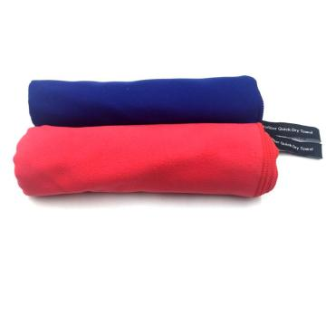 Custom microfiber quick dry suede sports towels