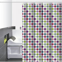 Waterproof Bathroom printed Shower Curtain 60 Inches