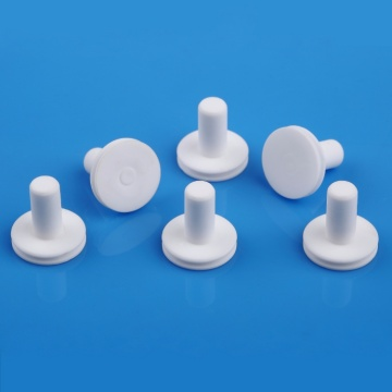 High mechanical strength alumina ceramic pin