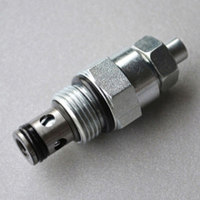 Direct Acting Poppet & Needle Hydraulic Cartridge Valve