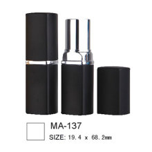 Square Cosmetic Aluminium Lipstick Packaging