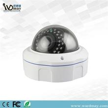 4X CCTV 4-In-1 2.0MP IR Dome Camera