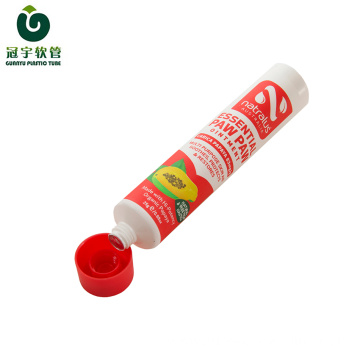 25g cosmetic plastic tube for hand cream packaging