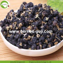 Factory Price Fruit Nutrition Black Dried Wolfberry