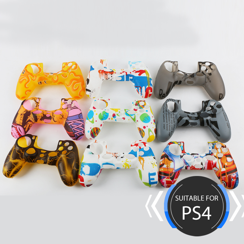 Silicone Skins for PS4 Controllers