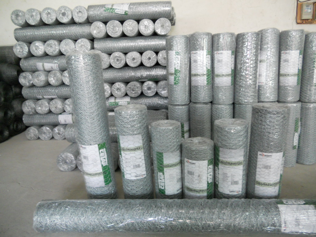 Hexagonal Steel Wire Mesh