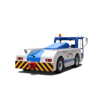 Big Diesel Aircraft Tow Tractor For Airport